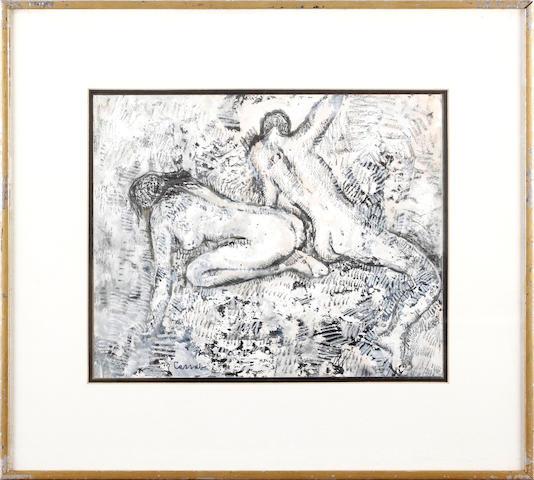 Judy Cassab (Australian, born 1920) Nude