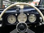 1939 BMW 327 Cabriolet  Chassis no. 74023 Engine no. 74023