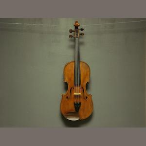 A German Violin circa 1900 (2)
