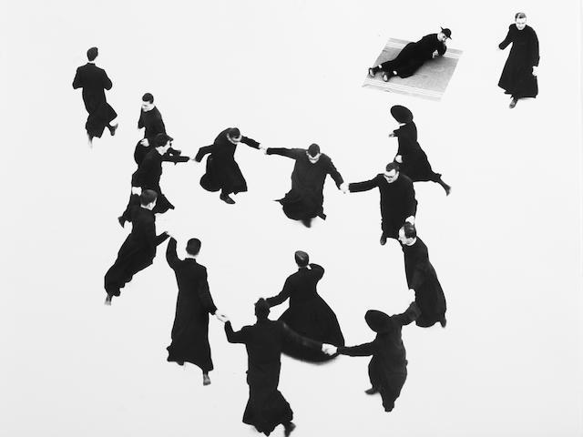 Mario Giacomelli (Italian, 1925-2000) Untitled, from 'Io non ho mani che mi accarezzino il volto', Senigallia, 1961-63 30.3 x 39.6cm (11 15/16 x 15 9/16in).