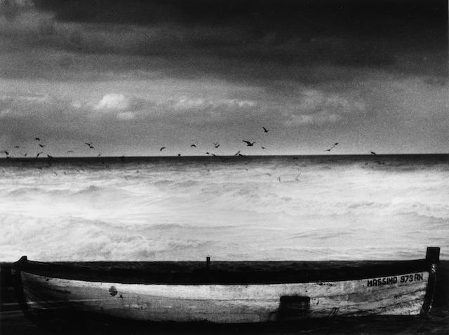 Mario Giacomelli (Italian, 1925-2000) Untitled, from 'Il teatro della neve', 1984 29.9 x 39.6cm (11 3/4 x 15 9/16in).
