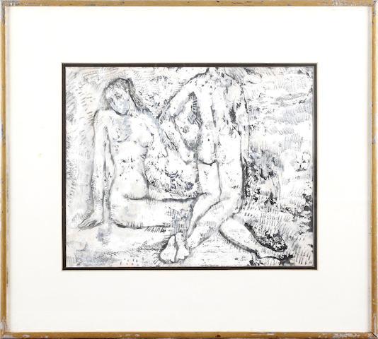 Judy Cassab (Australian, born 1920) Nudes