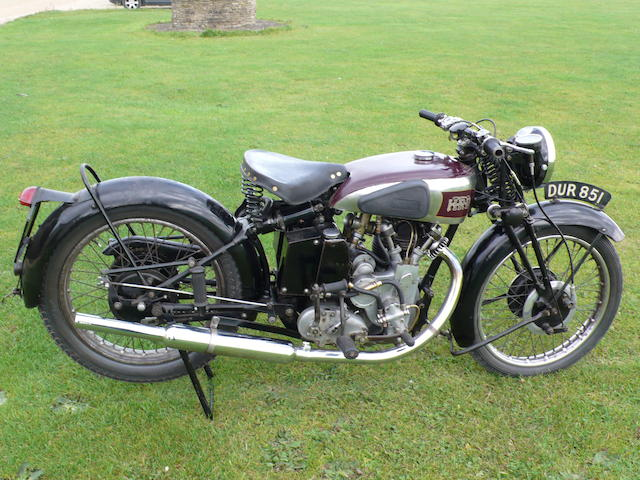 1938 HRD Comet Series-A