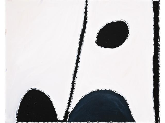 Paddy Bedford (circa 1922-2007) Janterrji - Dolly Hole, 2004