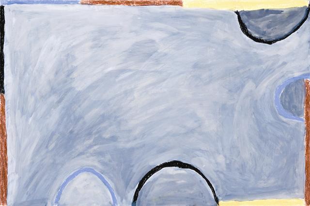 Paddy Bedford, Untitled, 2003 (PB WB 2003.128), 51 x 76cm