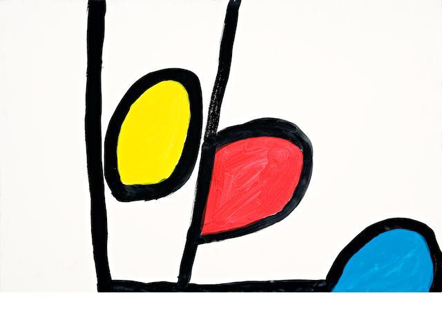 Paddy Bedford, Untitled, 2004 (PB WB 2004.154), 51 x 76cm