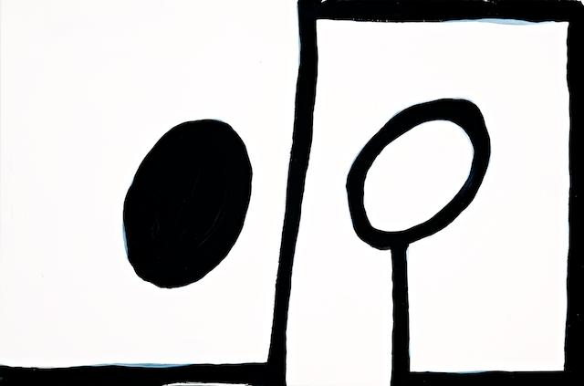 Paddy Bedford, Untitled, 2004 (PB WB 2004.171), 51 x 76cm