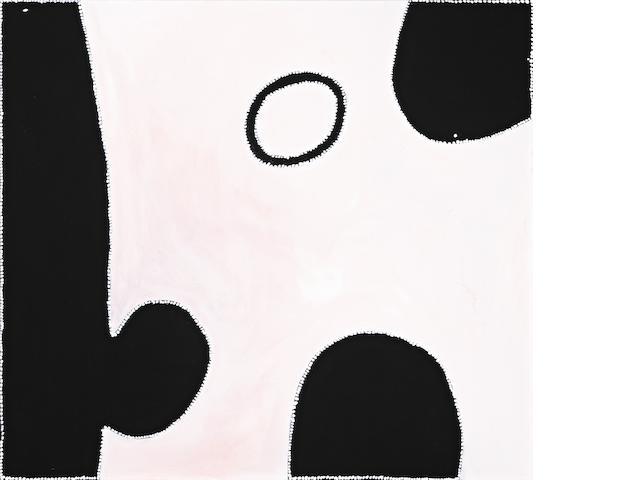 Paddy Bedford, Middle Brand, 2005 (PB 5 2005.219), 122 x 135cm