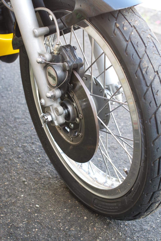 Bonhams : 1972 Yamaha 266cc TD3 Replica Frame no  DS7 107790 Engine