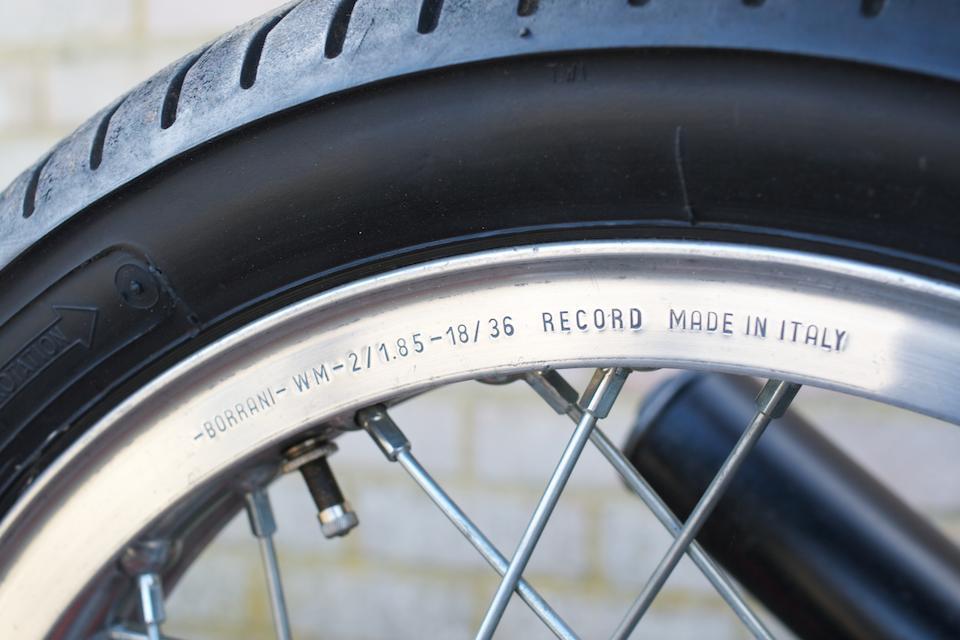 Bonhams : 1972 Yamaha 266cc TD3 Replica Frame no  DS7 107790