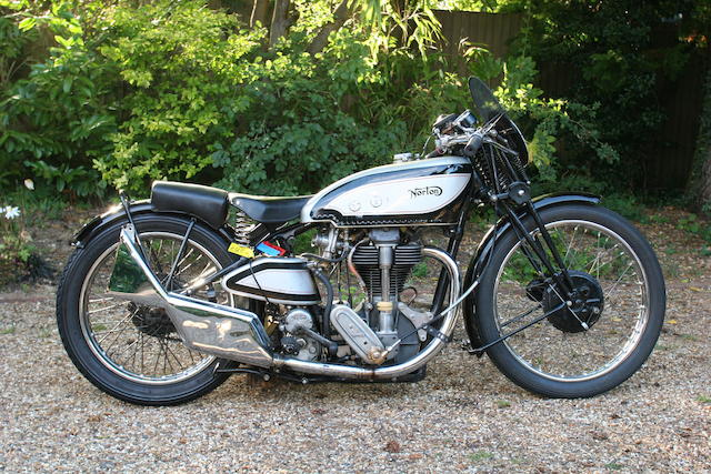 1935 Norton 500cc International