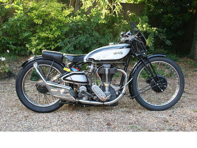 1935 Norton 500cc International