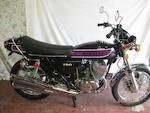 1975 Kawasaki H2C