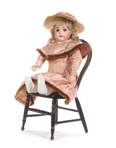 J.D Kestner 192 bisque head doll