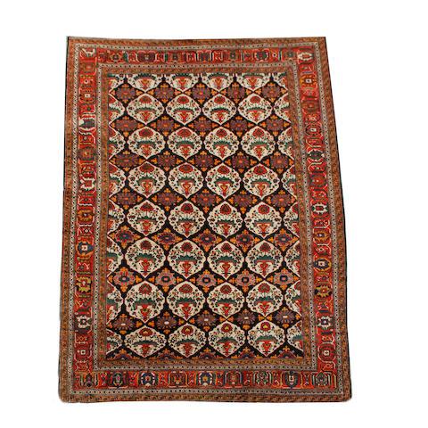 A Bakhtiar carpet West Persia, 600cm x 355cm