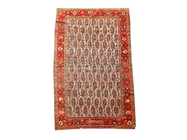 A Bakthiar carpet West Persia, 401cm x 225cm