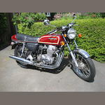 One owner from new,1979 Honda CB750F Super Sport Frame no. CB750F-1021729 Engine no. CB750E-2543777
