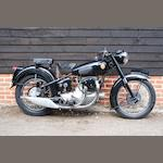 1952 Sunbeam 489cc S8 Frame no. S8 6347 Engine no. S8 10199