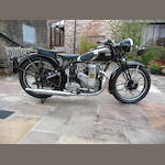 1935 Ariel Square Four 600cc ohc