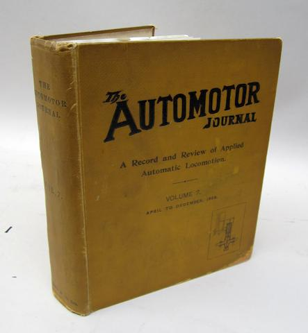 The Automotor Journal