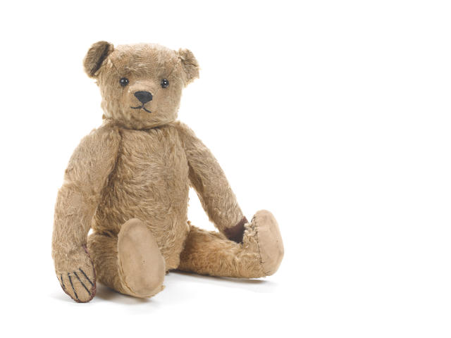 Bing Teddy bear, German circa 1909