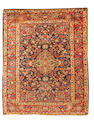 A pair of Kashan rugs Central Persia, each approx. 203cm x 134cm (2)