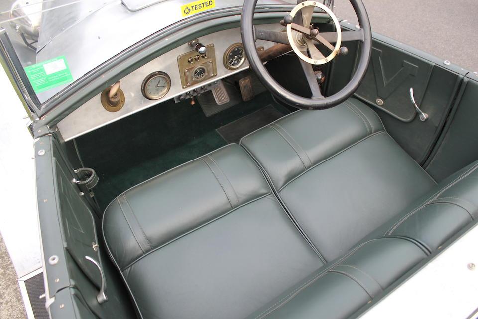 1922 Vauxhall 23/60hp OD Kington Tourer  Chassis no. OD953 Engine no. OD953