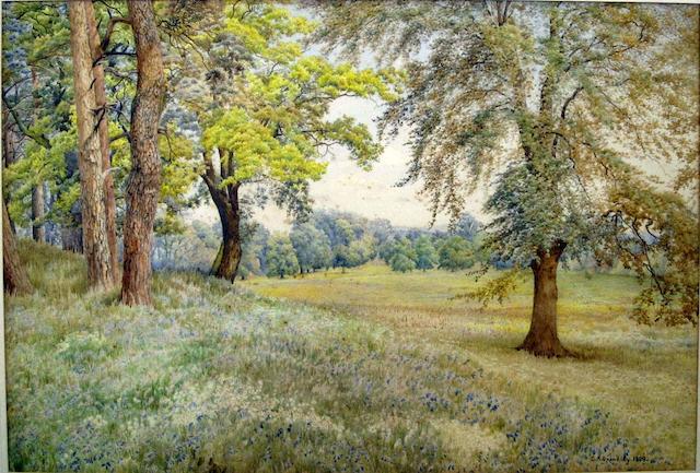 Charles A. Brindley (British) Broomhill, Surrey