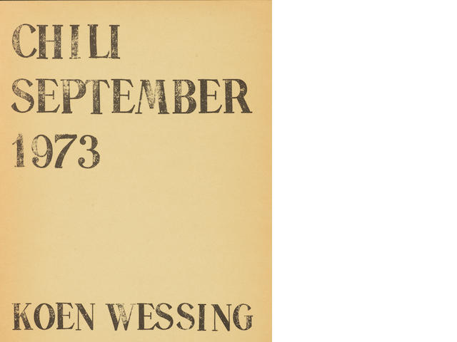 Wessing, Chili September 1973