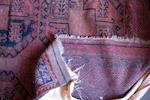 An Ersari Ensi  The Esari Ensi 209cm x 136cm