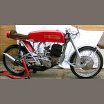 1967 Greeves 246cc Silverstone RES Frame no. 24RES 128 Engine no. GPA 2237