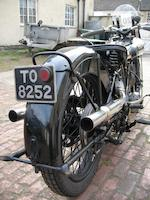 1928 Brough Superior SS100
