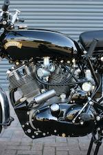 1955 Vincent 998cc Series-D Black Shadow Frame no. RD 12750B Engine no. F10AB/2B/10850