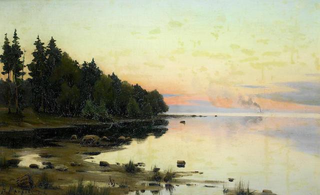 Painting 5 N. Maykov
