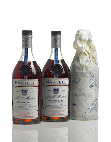 Martell Cordon Bleu Cognac (3)