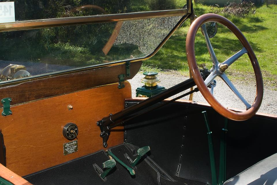 1911 Hupmobile Model 20 Runabout  Chassis no. 10438