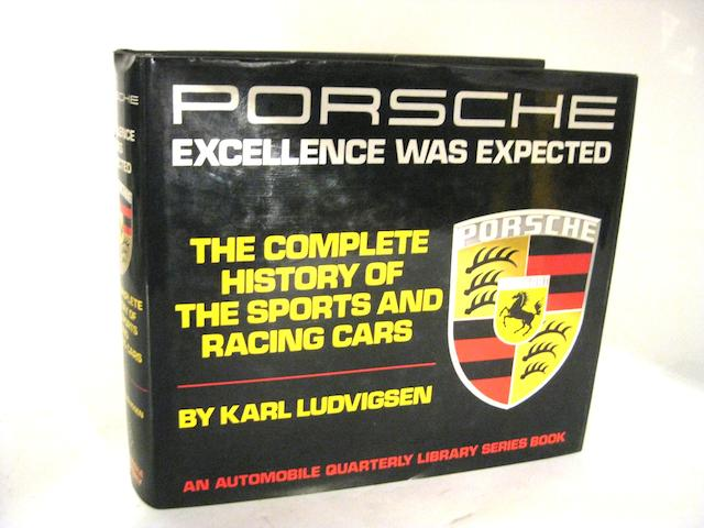 Karl Ludvigsen: Excellence was Expected