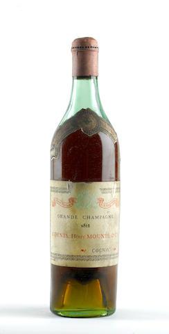 J. Denis, Henry Mounie & Co Grande Champagne Cognac  1812 (1)