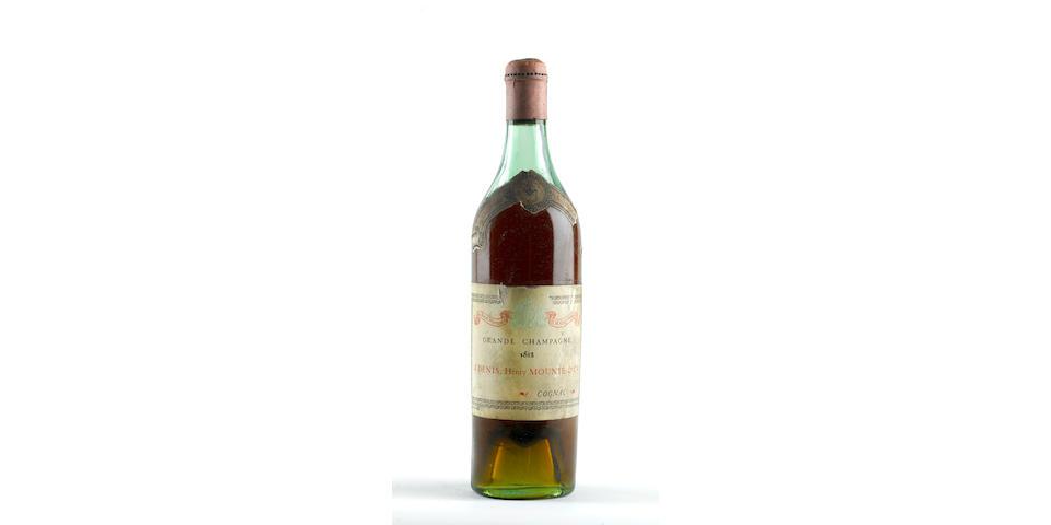 J. Denis, Henry Mounie & Co Grande Champagne Cognac  1811 (1)