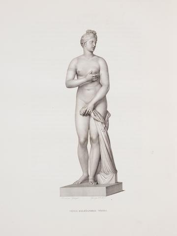LAURENT (HENRI) Le Musée Royal... ou cabinet de gravures d'après les plus beaux tableaux statues et bas-reliefs, 2 vol., 1816-1818