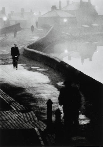 John Bulmer, 'Tipton at Dawn', Black Country series, from the edition of 50. Framed.