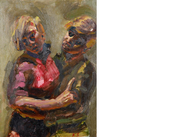 Kevin Sinnott (British, born 1947) 'A couple'