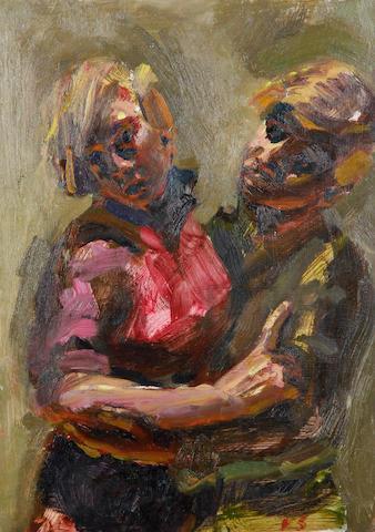 Kevin Sinnott (British, born 1947) 'A couple'