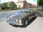 1969 Jaguar XJ6 2.8-Litre De Luxe Saloon  Chassis no. 1G3181DN Engine no. 7G4811-9