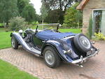Offered from the collection of the late Alan Archer,1953 Bentley R-Type Special Roadster  Chassis no. B109TO Engine no. B54T