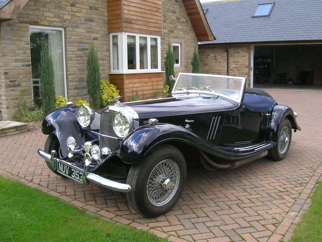 1953 Bentley R-Type Special
