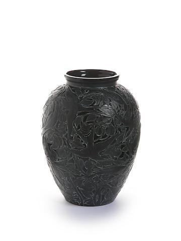 René Lalique 'Martin-Pêcheurs' a Vase, design 1923
