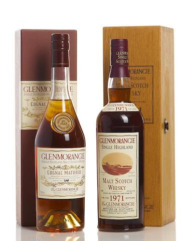 Glennmorangie Cognac Matured (1)Glenmorangie 150th anniversary-1971 (1)