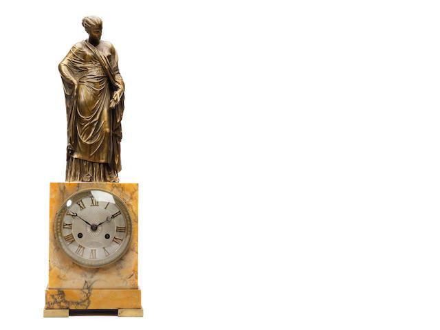 French Mantel clock 1800s