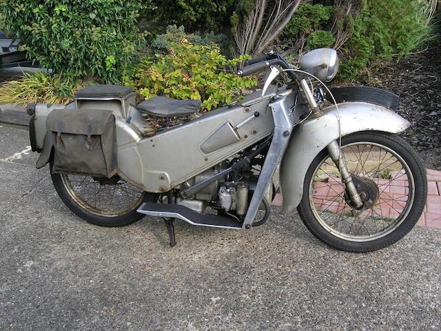 Bonhams 1958 Velocette 192cc Le Frame No 1729 34 Engine No